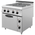 Stainless Steel Electric Heating Plate Cooker with Oven BN900-E810B