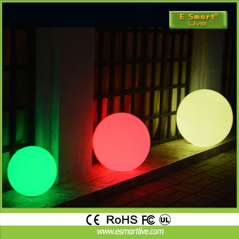 Led Spa Light Floating Light Led Waterproof, Led Sphere Waterproof Light