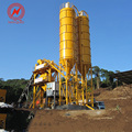 CE certified grain size 80 mm ready mixed concrete batching plant