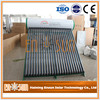high quality solar water heater solar collector hanging the solar water heater