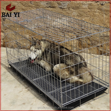 Aluminum Folding Dog Cage And Cheap Welded Wire Dog Kennels For Travel