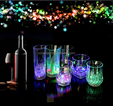 Edgelight China Manufactuer liquid/champagne active led cup for party/celebration