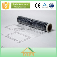 Tough Polythene Plastic Carpet Protector Roll