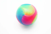 Pets Colorful Rubber Ball Toy For Dog