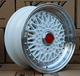 High Quality made in china 15*7 Car alloy wheel F70227
