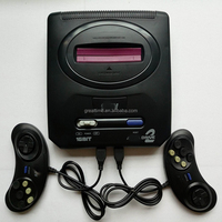 Hot Sell 16bit Sega Mega Drive 2 Video Game Console with 2 controllers