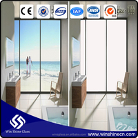 Color Electric Customized Outdoor Glass Room/Smart Glass