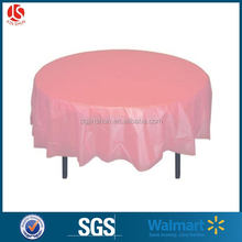 2016 The New Solid Plastic Table Cover