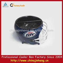 cooler box for BBQ and wine beverage,helmet cooler grill