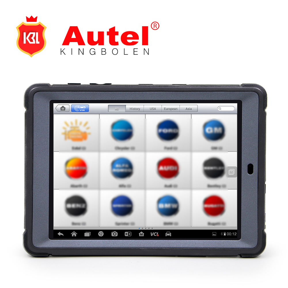 Original Autel MaxiSys Mini MS905 Automotive Diagnostic and Analysis System with LED Touch Display Autel MS905 Maxisys MS905