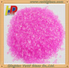 Colored dcorative glass chips sand