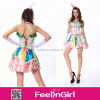 Dropshipping sexy cheap fashion carnival costumes for women no moq