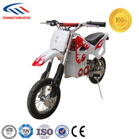 electric kids mini dirt bike with fashion design and high performance for cheap sale