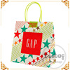 Cheap new design vase paper bag With Logo Print
