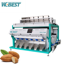 High quality almond apricot nut Color Sorter