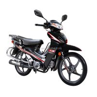 China popular gasoline two wheel motorcycle with high quality and low price SY110-5