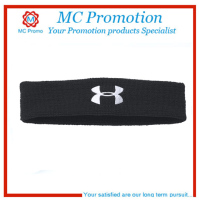 black wholesale nylon headbands