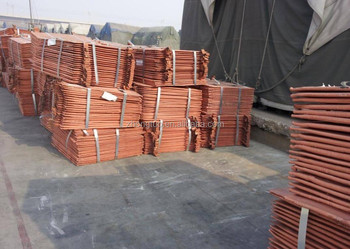 copper cathode 99.99% widely used in building industry