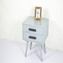 New design decorating ideas solid wood white modern drawer cabinet from china manufacturer