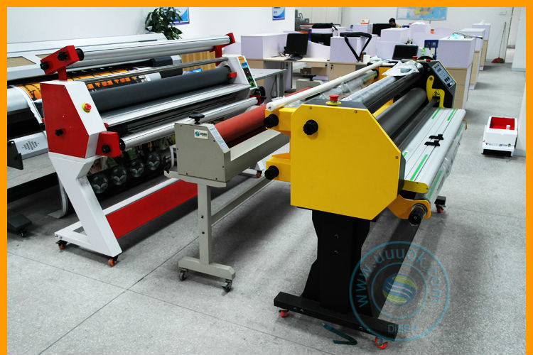 High precision specification laminating machine