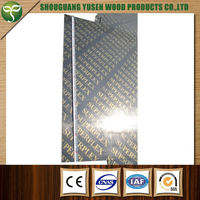 Best Selling Products 13 ply finger-joint film faced plywood board