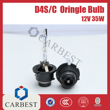 High Quality New Car Lamp D4S 12V 35W Xenon Hid Oringle Bulb