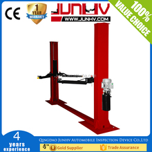 Two post auto parking lift/garage storage lift equipment / car stacker lift elevator