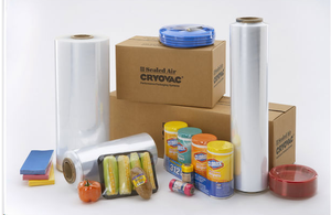 POF Shrink Film Center Fold/ Polyolefin shrink film 12/15/19/20/25 micron