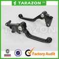 Motorcycle CNC Adjustable Aluminum 3 Fingers Motard Brake Clutch Lever for XR650R