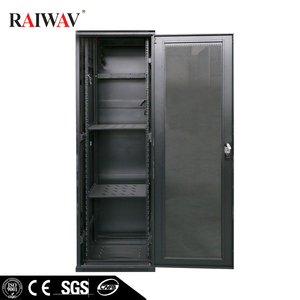 19 Inch Outdoor Floor Standing Server Rack Network Cabinet