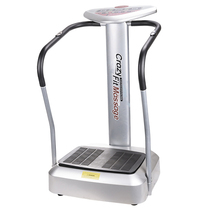 2019 Hot sale whole body vibration machine crazy fit massage , crazy fit massage vibration <strong>plate</strong>
