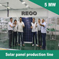 2017 NEW! 10 MW Solar Panel Production Line Used In Solar Energy System (Turnkey Trainning, Commissioning))