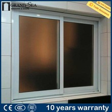 Best selling soundproof aluminum sunroom windows simple design