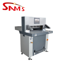 Good Reputation Lower Price hydraulic guillotine cutting machine automatic paper cutter paper cutter trimmer guillotine