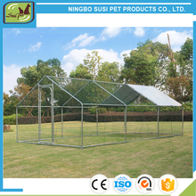 6*3*2m Deluxe chicken coop with 210 proof silver coating