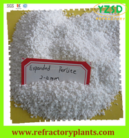 expanded perlite 2-4mm 4-8mm 3-5mm for horticulture