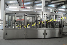 Automatic bottle washing filling capping machine,drinking water factory,evian mineral water filling line
