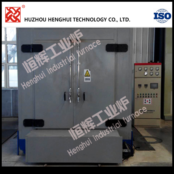 Industrial high temperature oven for Dry the parts Tempering heat treatment