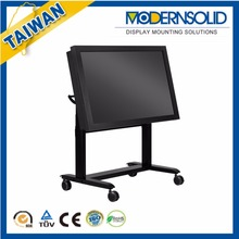 Electronic Motorized Mobile TV Trolley Lift Stand Furniture