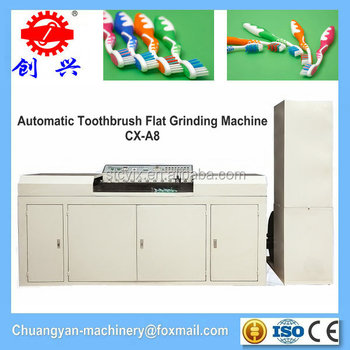 High precision toothbrush grinding machine