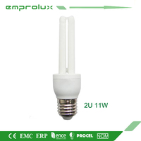 2U 11W Energy Saving Light Bulb