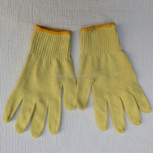 10 Gauge Aramid Anti Cut Gloves Custom Cut Proof Work <strong>Safety</strong> Cut Resistant Gloves