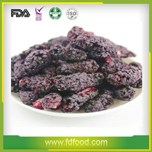 Reasonable price Mulberry dried Freeze dried fruit