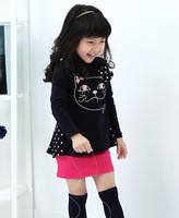 New Products 2015 Innovative Product One Piece Pattern Child Dress