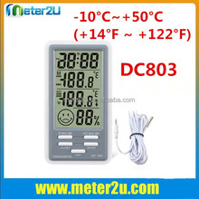 wireless thermometers indoor outdoor temp/humidity meter