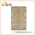 Ideal products wedding card flower branch laser cut chrismas card for various occasions