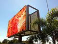 Full color SMD outdoor p10 led display screen prices led large screen display for advertising display screen