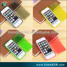 waterproof case for iphone 5s,front and back cover for iphone 5