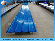 China diy metal roof/steel flat roof construction decking