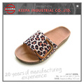 wholesale summer indoor comfortable pu low price ladies sandals